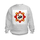My Truck Is Bigger-Fire Sweatshirt