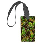 Lovely Germs - Large Luggage Tag