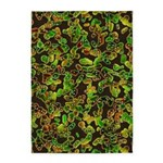 Lovely Germs - 5'x7'Area Rug