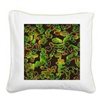 Lovely Germs - Square Canvas Pillow