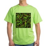 Lovely Germs - Green T-Shirt