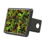 Lovely Germs - Rectangular Hitch Cover