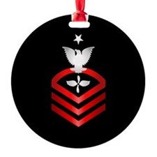 Navy Senior Chief Aviation Machinist's Mate Ornament