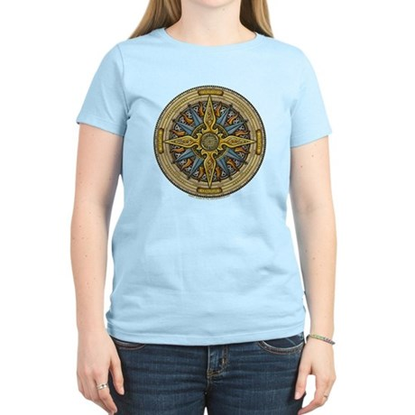 Celtic Compass Women's Light T-Shirt