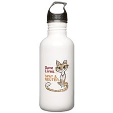 Cute Colonial Water Bottle