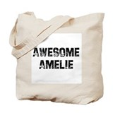 Awesome Amelie Tote Bag