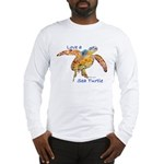 LOVE A SEATurtle Long Sleeve T-Shirt