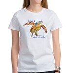 LOVE A SEATurtle Women's T-Shirt