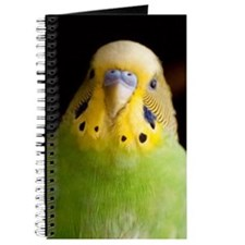 Cute Parakeet Journal