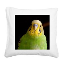 Cute Small animal Square Canvas Pillow