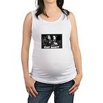 FIN-cat-duet.png Maternity Tank Top
