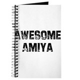 Awesome Amiya Journal