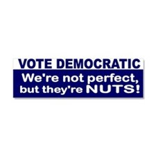 Theyre nuts! Car Magnet 10 x 3