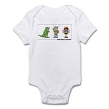Kiddie Kampus Infant Bodysuit