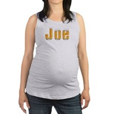 Joe Beer Maternity Tank Top