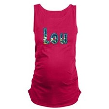 Lou Under Sea Maternity Tank Top