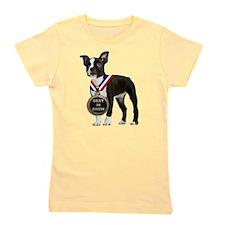 FIN-boston-terrier-best.png Girl's Tee
