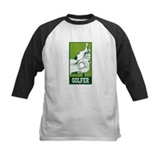 Personalized Golfer Tee