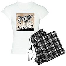 Decorative - Soccer - Football Pajamas