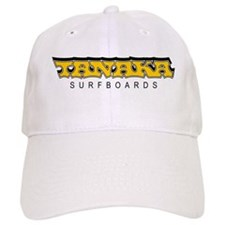 New 60's Tanaka Surfboards Baseball Cap