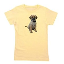 puggle-puppy-photo-TRANS.png Girl's Tee