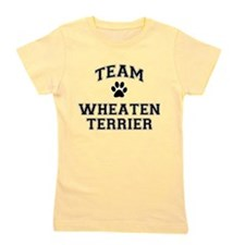 Team Wheaten Terrier Girl's Tee