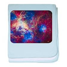 Space - Galaxy - Stars baby blanket