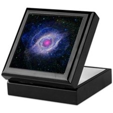 Space - Universe - Stars Keepsake Box