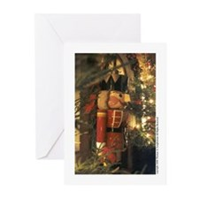 Nutcracker Christmas Cards (Pk of 10)