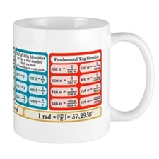 Trig Equations Mug