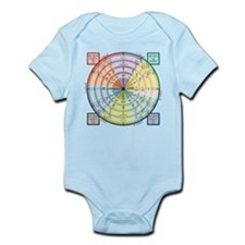 Little Math Genuis Infant Bodysuit