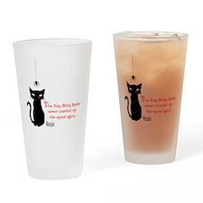 Bitsy Spider Drinking Glass