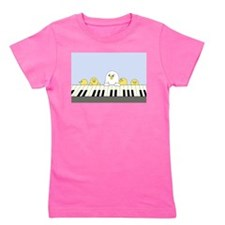 Music Lesson Girl's Tee