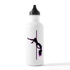 Stripper - Strip Club - Pole Dancer Water Bottle