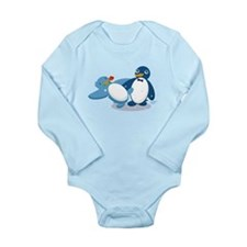 Penguin Power Body Suit