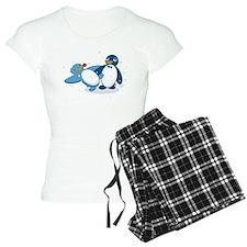 Penguin Power pajamas