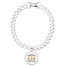 Funny 1st Birthday For Boys Bracelet