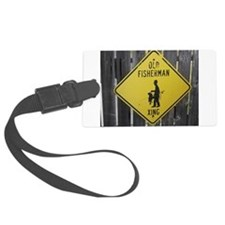 OLD FISHERMAN CROSSING Luggage Tag