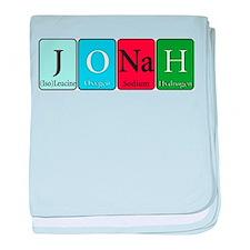 Jonah baby blanket