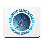 Blue Marlin Mousepad