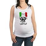 vittorie-italia.png Maternity Tank Top