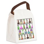 The Mad Scientist Canvas Lunch Bag