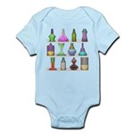 The Mad Scientist Infant Bodysuit