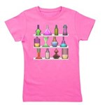 The Mad Scientist Girl's Tee