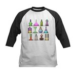 The Mad Scientist Kids Baseball Jersey