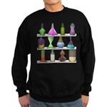 The Mad Scientist Sweatshirt (dark)