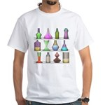 The Mad Scientist White T-Shirt