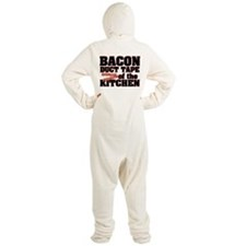 Bacon - Duct Tape Footed Pajamas