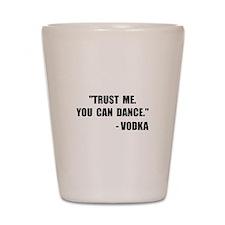 Vodka Dance Shot Glass