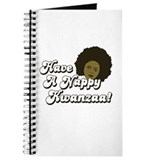 Have a Nappy Kwanzaa! Journal